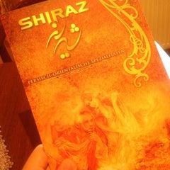 Photo taken at Shiraz by Thorsten M. on 5/31/2013
