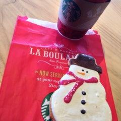 Photo taken at Starbucks by Christa C. on 12/13/2013