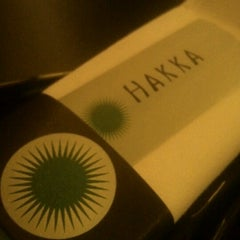 Photo taken at Hakka Sushi by Luis Henrique M. on 10/24/2012