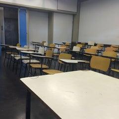 Photo taken at Faculdade de Direito by Claudia R. on 12/10/2014