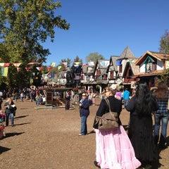 Photo taken at Michigan Renaissance Festival by Leana D. on 9/30/2012