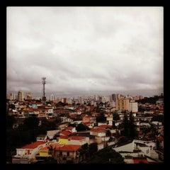 Photo taken at Jardim da Glória by Nelson R. on 11/10/2012