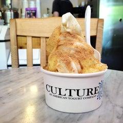 Photo taken at Culture: An American Yogurt Company by CarbZombie J. on 5/4/2013