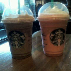 Photo taken at Starbucks by Carlos S. on 10/17/2012