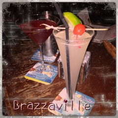 Photo taken at Brazzaville by Typhanie 🚺 on 3/19/2013