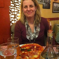 Photo taken at Toto e Peppino by Marta G. on 3/30/2013