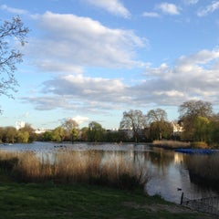 Photo taken at Regent's Park by Sergey Z. on 4/29/2013