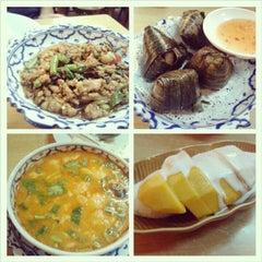 Photo taken at Nakhon Kitchen by Denny D. on 12/16/2012