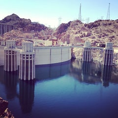 Photo taken at Hoover Dam by Artem B. on 4/27/2013