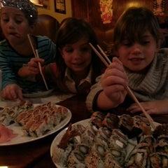 Photo taken at Kaiko Sushi Bar & Japanese Restaurant by Juan on 2/1/2013
