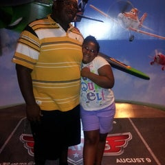 Photo taken at Cinemark Movies 14 by Terry B. on 7/16/2013