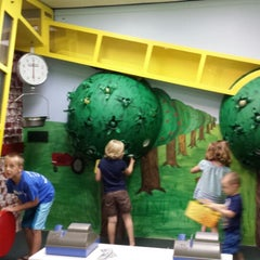 Photo taken at Curious Kids' Museum by Jenna E. on 6/12/2013