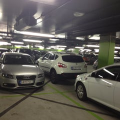 Photo taken at Aupark Shopping Center Garáž | Garage by Igor V. on 5/15/2013