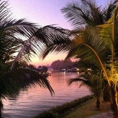 Photo taken at AANA Resort & Spa Koh Chang by Maria M. on 12/3/2012