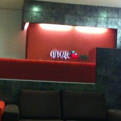 Photo taken at City Cafe by René V. on 11/7/2012