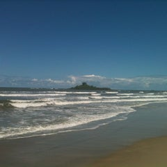 Photo taken at Barra do Sai - PR by Rodolpho on 11/18/2012