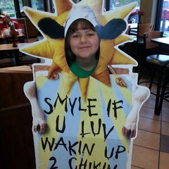 Photo taken at Chick-fil-A by Annemarie J. on 8/17/2013