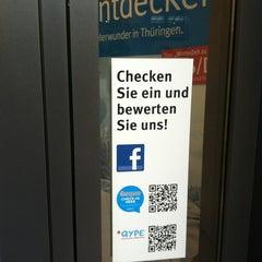Das Foto wurde bei Tourist Information Thüringen von Florian B. am 12/13/2013 aufgenommen