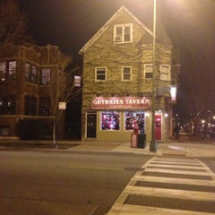 Photo taken at Guthrie's Tavern by Nicole C. on 12/14/2012