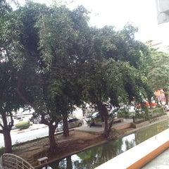 Photo taken at โรงอาหาร 40 ปี มจพ. by Jarat J. on 1/12/2015