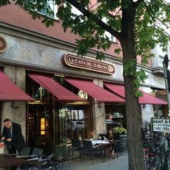 Photo taken at Hotel Savoy Berlin by Thomas K. on 8/27/2014