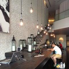 Photo taken at Pullman Bangkok Hotel G by PiggyBuff Y. on 5/9/2013
