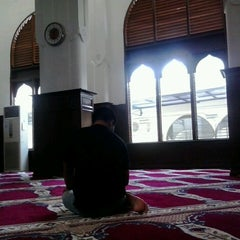 Photo taken at Masjid Cut Meutia by Ardhy A. on 3/12/2013