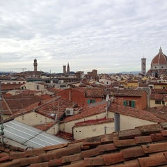 Photo taken at Residence Palazzo dei Ciompi Florence by Stefano M. on 12/31/2013