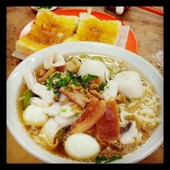 Photo taken at Joo Leong Cafe (裕隆茶室) by Josephine G. on 12/11/2012
