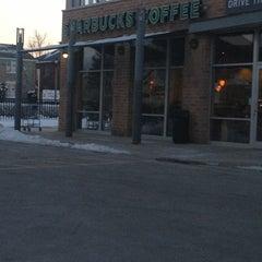 Photo taken at Starbucks by Joseph D. on 3/2/2013