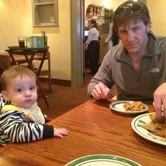 Photo taken at Olive Garden by Jennifer S. on 12/30/2012
