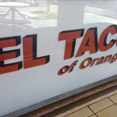 Photo taken at El Taco by Doug R. on 5/13/2014