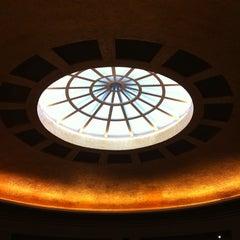 Photo taken at BOZAR by Natalia K. on 12/8/2012