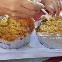 Photo taken at Los Pimientos De Auco Restaurant by Benjamin P. on 12/25/2012