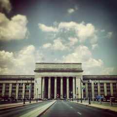 Photo taken at 30th Street Station by Mike D. on 5/30/2013