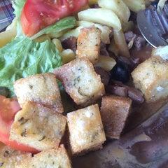 Photo taken at Restaurante Faísca by Sandra V. on 8/20/2014