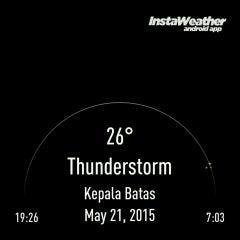 Photo taken at Kepala Batas by ushiee on 5/20/2015