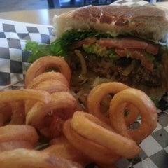 Photo taken at LA Burger by Melisa R. on 9/12/2013