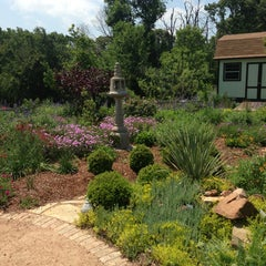 Photo taken at East Texas Arboretum and Botanical by Terry P. on 5/19/2013