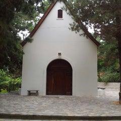 Photo taken at Santuario Schoenstatt Los Pinos by Robert H. on 1/4/2015