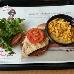 Photo taken at Chick-fil-A by Stacey J. on 1/16/2013