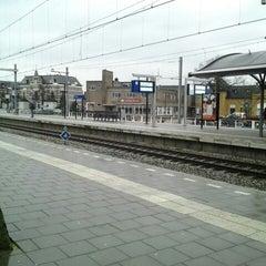 Photo taken at Station Hilversum by Tia J. on 12/15/2012