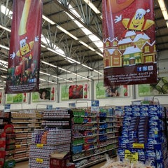 Photo taken at EURO Supermercado La Frontera by Santiago B. on 11/24/2012