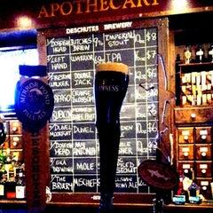 Photo taken at Skeptical Chymist Irish Restaurant & Pub by Monique S. on 11/10/2012
