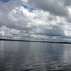 Photo taken at St. John's River by PAT 2. on 5/4/2013