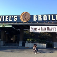Photo taken at Daniel's Broiler by Kerry M. on 4/2/2013