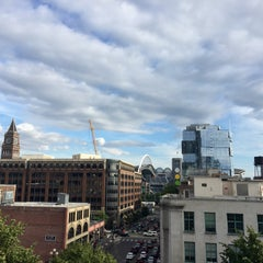 Photo taken at Pioneer Square by Kerry M. on 7/16/2015