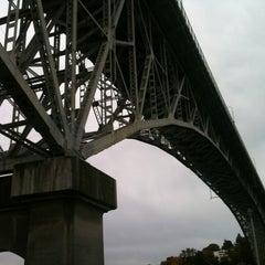 Photo taken at Burke Gilman Trail (Adobe) by Kerry M. on 10/22/2012