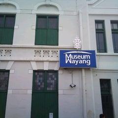 Photo taken at Museum Wayang by Desyane W. on 4/20/2013