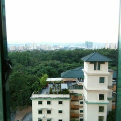Photo taken at Sang Suria Condominium by G A. on 3/2/2016